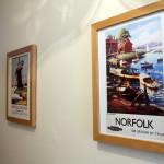 Norfolk prints.